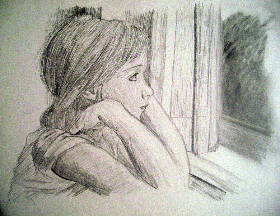 Drawn women sad Sad art Google Search girl