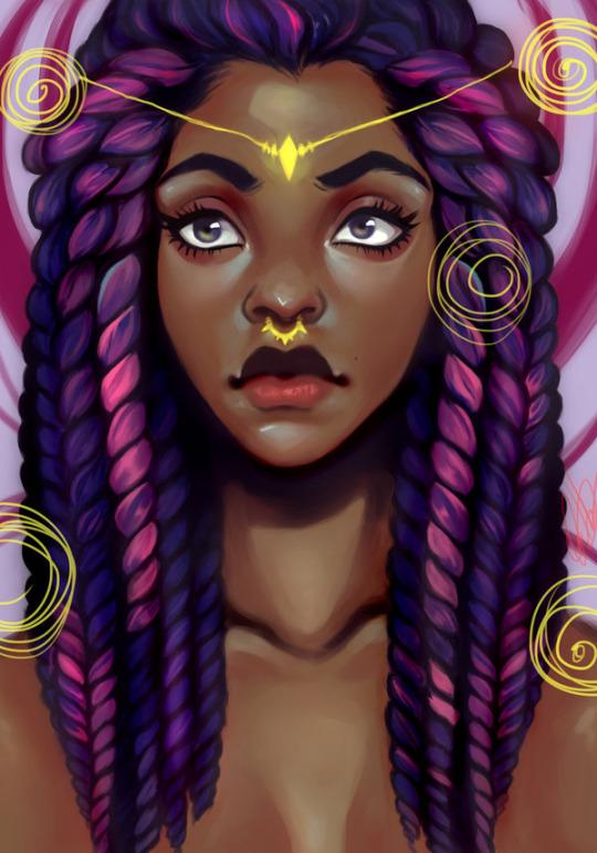 Drawn women strong woman – Art! by Art! Women