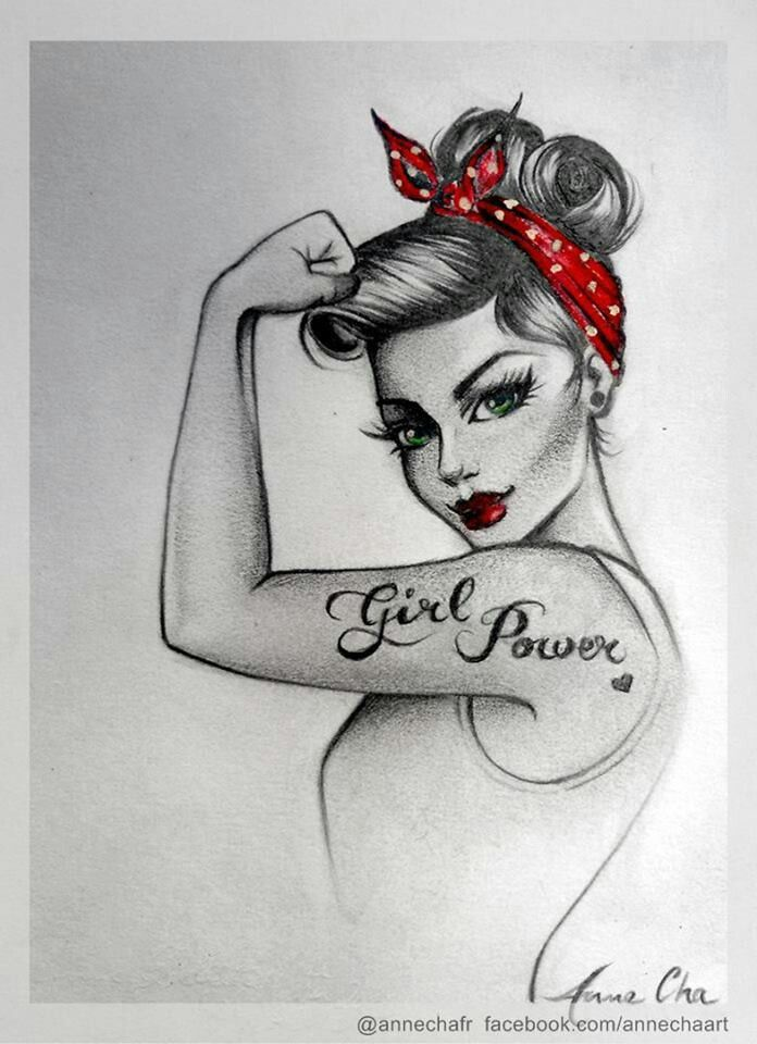 Drawn women strong woman Best about Pinterest 130 images