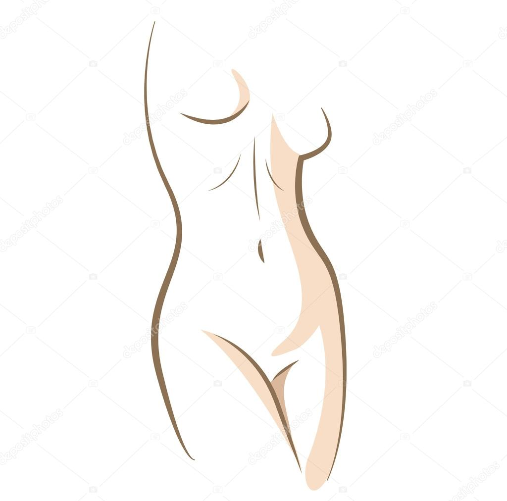 Drawn women vector Stock Illustration – in vector