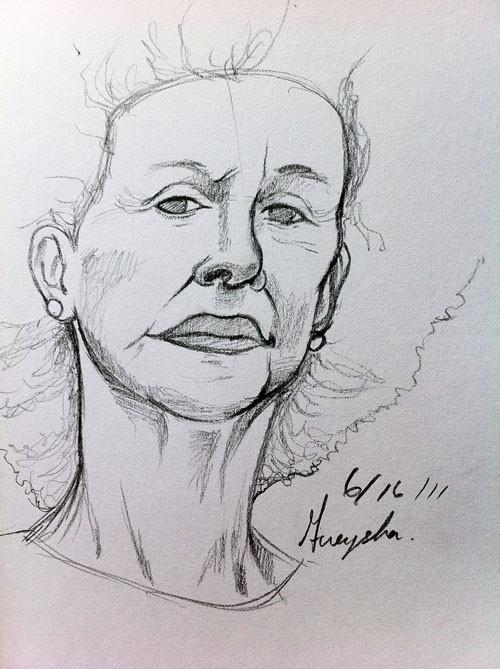 Drawn women woman's  drawing Google drawing drawing
