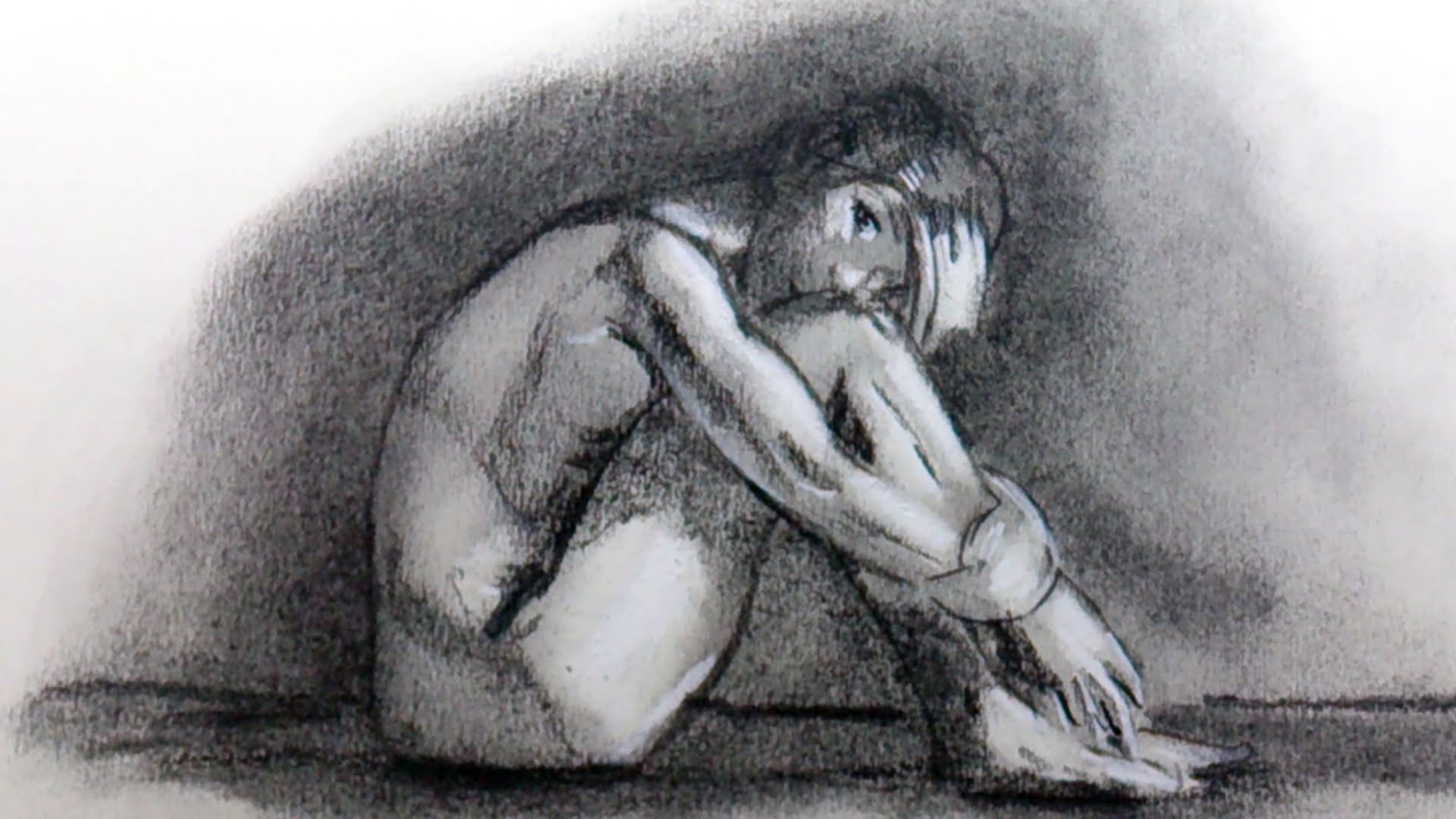 Drawn women woman's Body to YouTube draw drawing