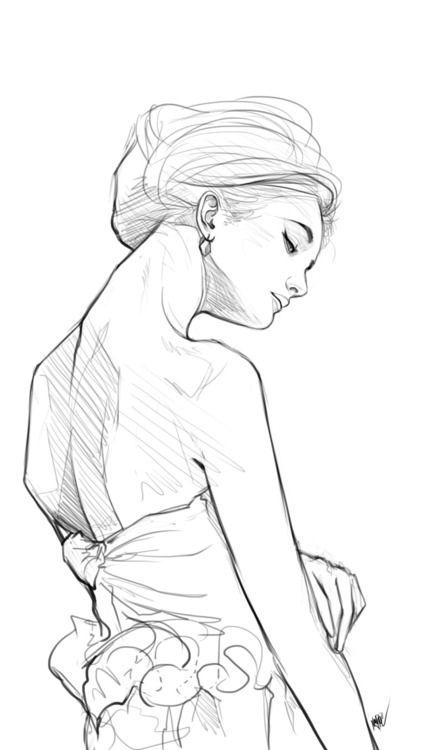 Drawn women woman's Images would portrait bride best