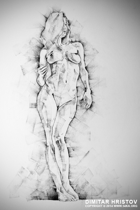 Drawn figurine pencil full body Drawing Page Figure 43 Standing