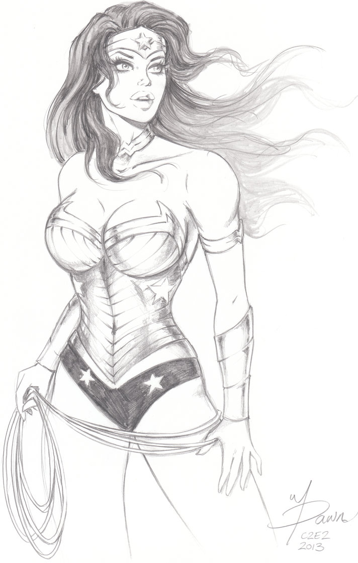Drawn women wonder woman Woman  from this Find