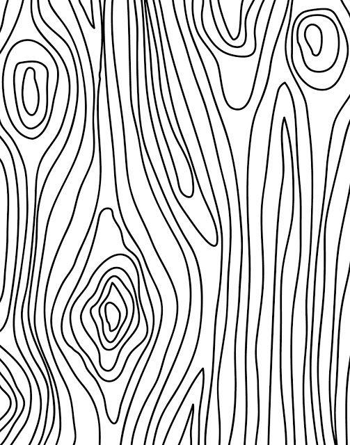Drawn grain outline Ideas Faux Wood 25+ Pinterest