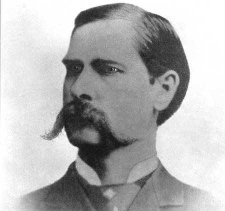 Drawn wyatt earp vector  Wyatt Earp Lawman