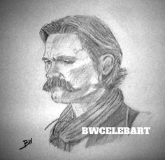 Drawn wyatt earp vector TOMBSTONE WYATT ok wyatt #Realism