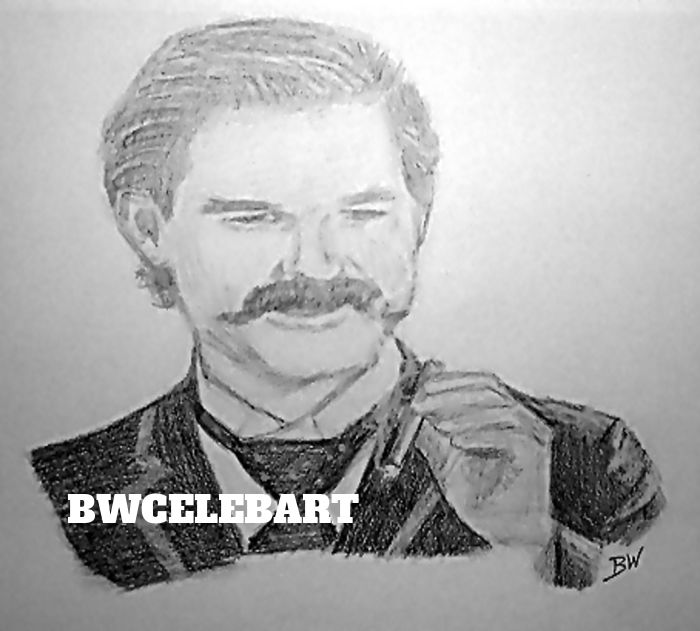Drawn wyatt earp KURT DRAWING WYATT SHERIFF TOMBSTONE