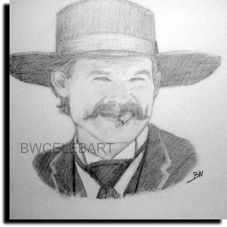 Drawn wyatt earp flower DRAWING GRAPHITE #Realism EARP about