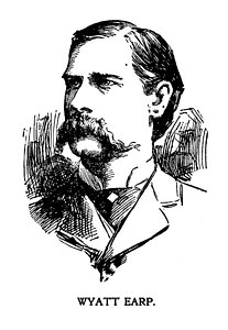 Drawn wyatt earp flower 1896 Wyatt by Media Holliday