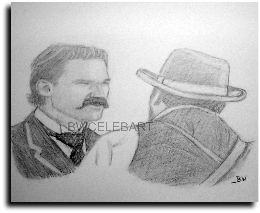 Drawn wyatt earp halloween tombstone / DRAWING TOMBSTONE THORNTON WYATT