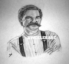 Drawn wyatt earp halloween tombstone WYATT STARS GRAPHITE and /
