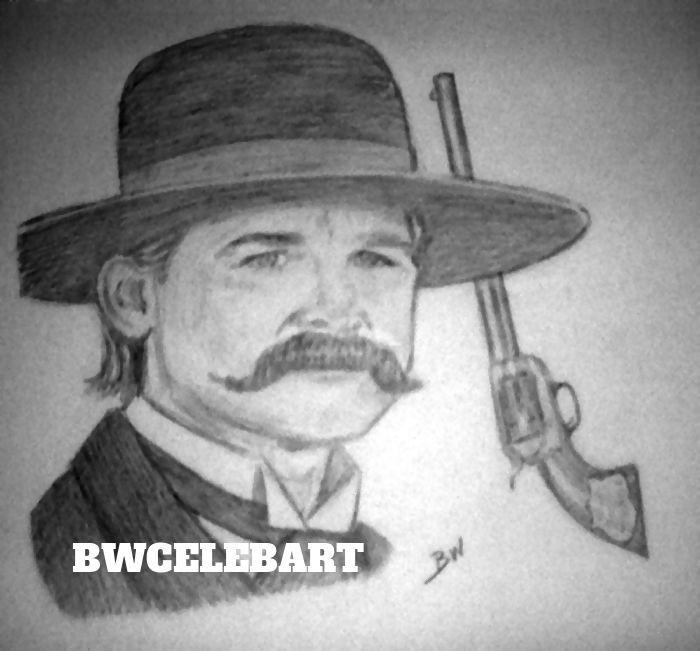 Drawn wyatt earp halloween tombstone 아이디어 Tombstone tombstone에 realism drawing