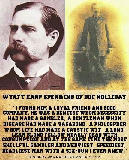 Wyatt Earp clipart died Bad Holliday holliday on 25+