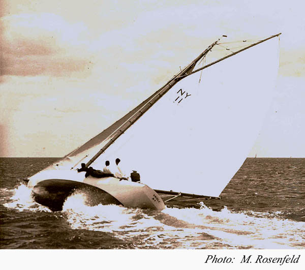 Drawn yacht early Neither ORIOLE the was Builders
