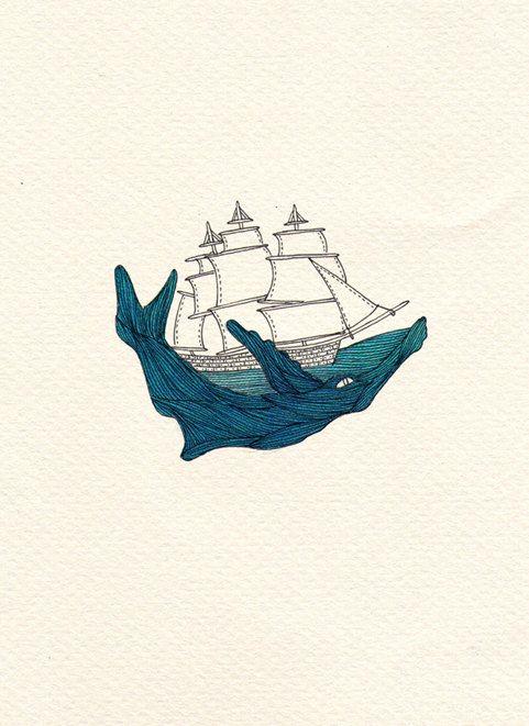 Drawn yacht nautical ship Boat The 25+ ideas on