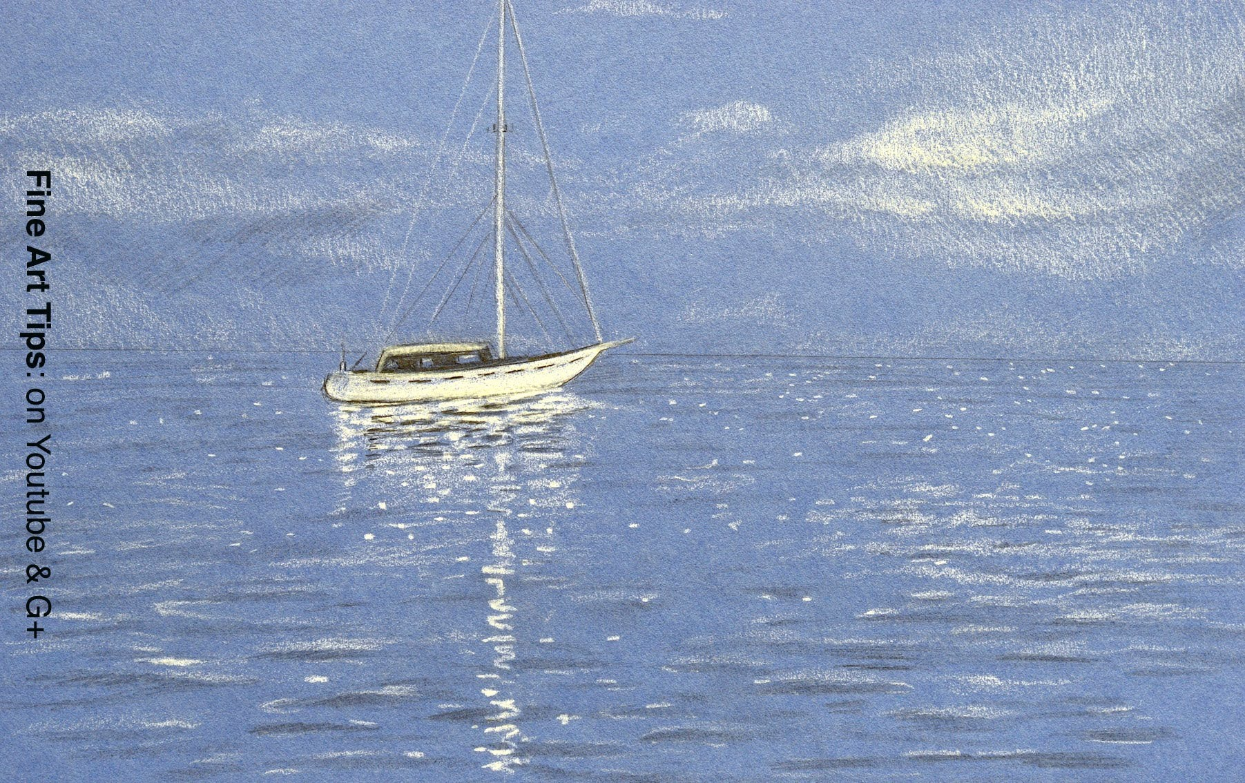 Drawn sailboat painted How Tips YouTube Inspired? Art