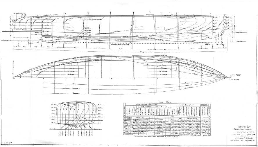 Drawn yacht wooden boat Plans boats Wooden Boat About