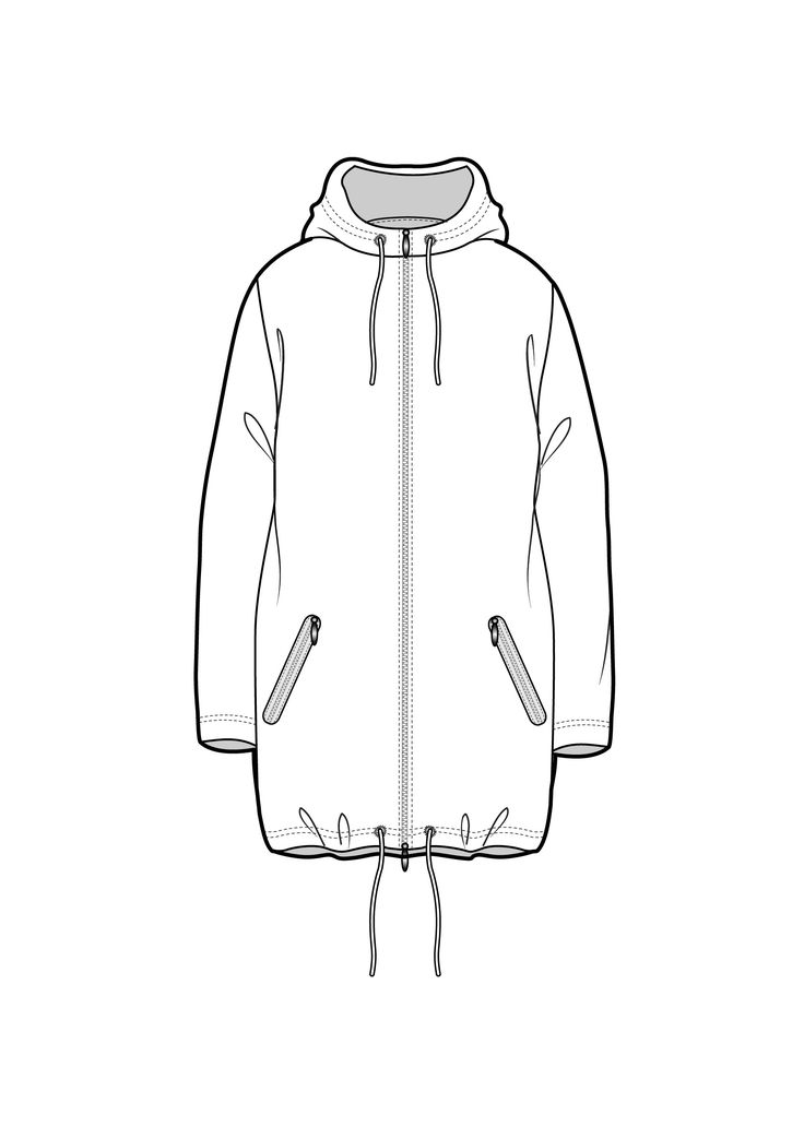 Zipper clipart technical drawing Sewingavenue 17 on best images