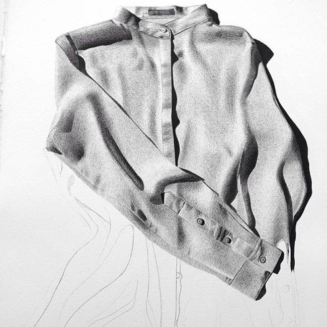 Drawn zipper realistic Hyper drawings best Incredible photorealistic
