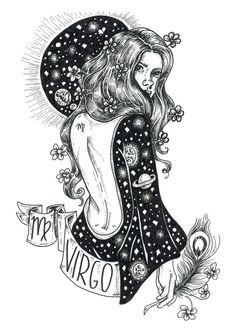Drawn zodiac giant #6