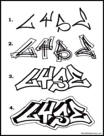 Drawn rose bush graffito Graffiti images 59 into a