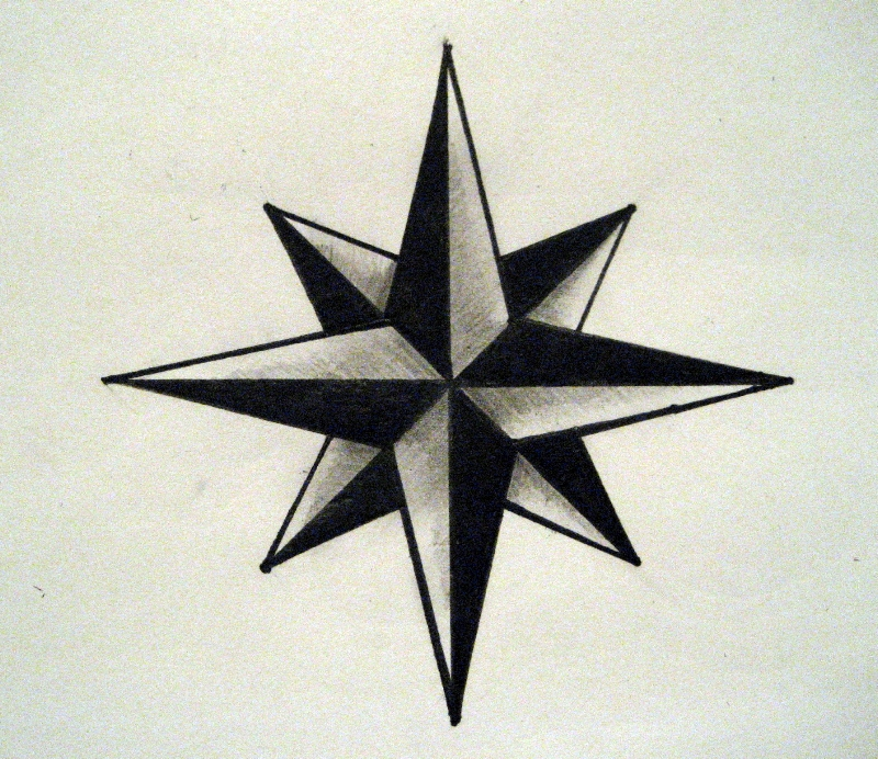 Drawn stars nautical — More Crafthubs Crafthubs …