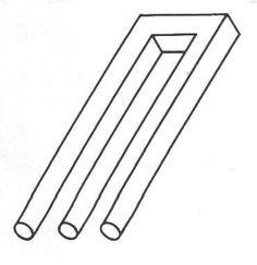 Drawn zodiac optical illusion #11