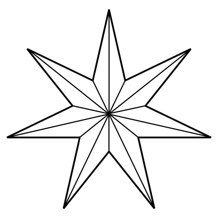 Drawn zodiac pointed #12
