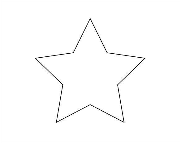 Drawn zodiac template cut out #6