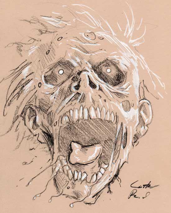 Drawn zombie Pinterest Zombie Drawings 25+ Zombie
