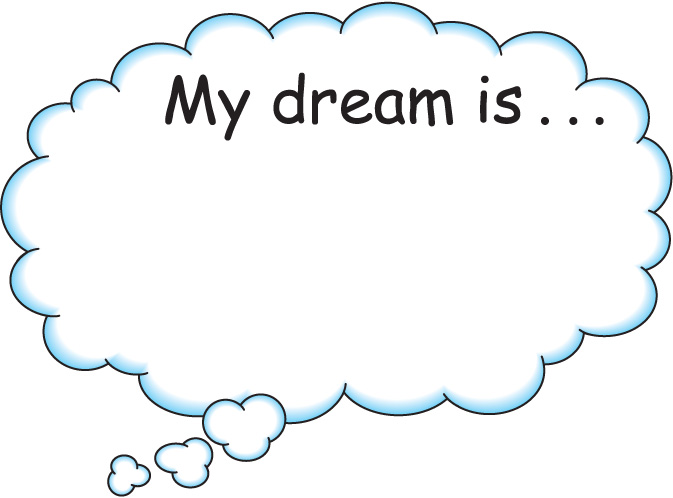 Dream clipart final thought Clip Clipart The Cliparts Dream
