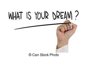 Dream clipart answer Funny dream calling Stock What