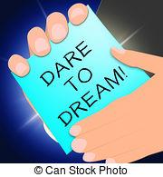 Dream clipart aspiration Clip Dream To daydreamer Illustration