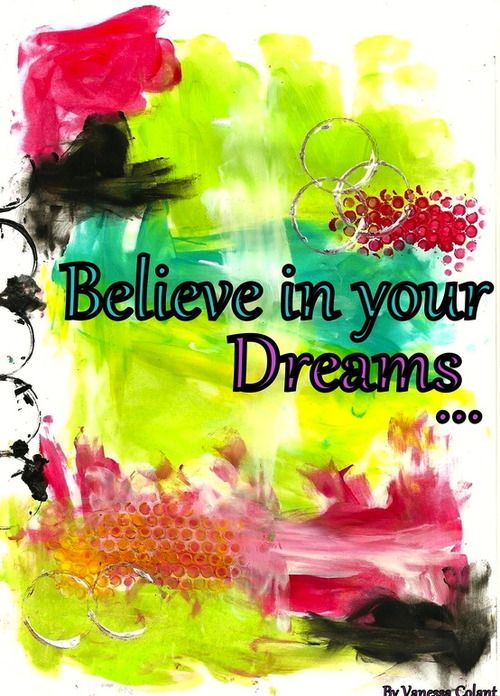 Dream clipart belief About # heart journal your