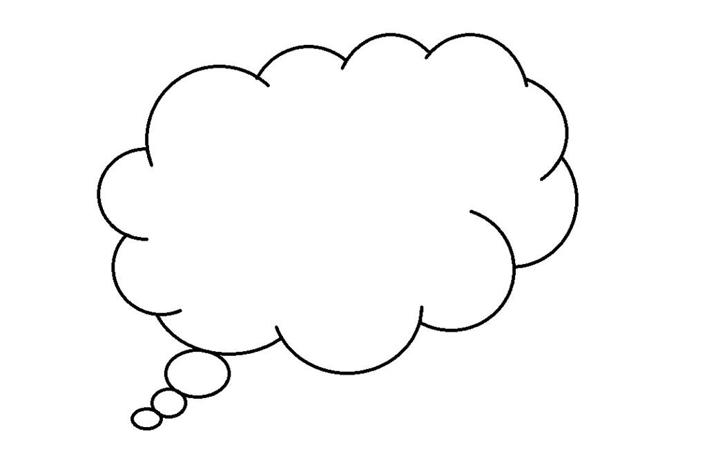 Clouds clipart dream cloud Art Dream cps Feel Printed