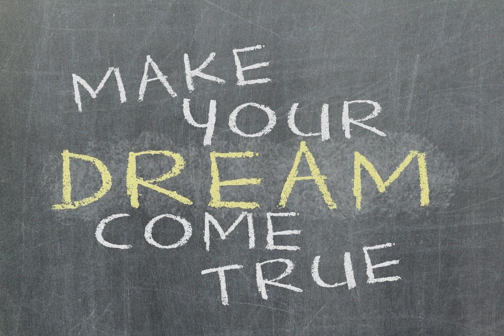 Dream clipart come true Your True vector Come Dream