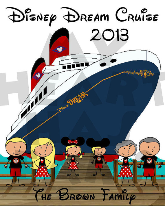 Disneyland clipart cruise Wonder Wonder stick  MyHeartHasEars