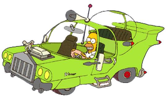 Dream clipart dream car LeMons 29th Homer a car