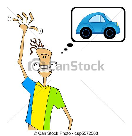 Dream clipart dream car About new Overjoyed dream of