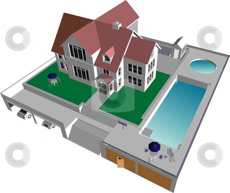 Hosue clipart dream house Dream art interior Dream House