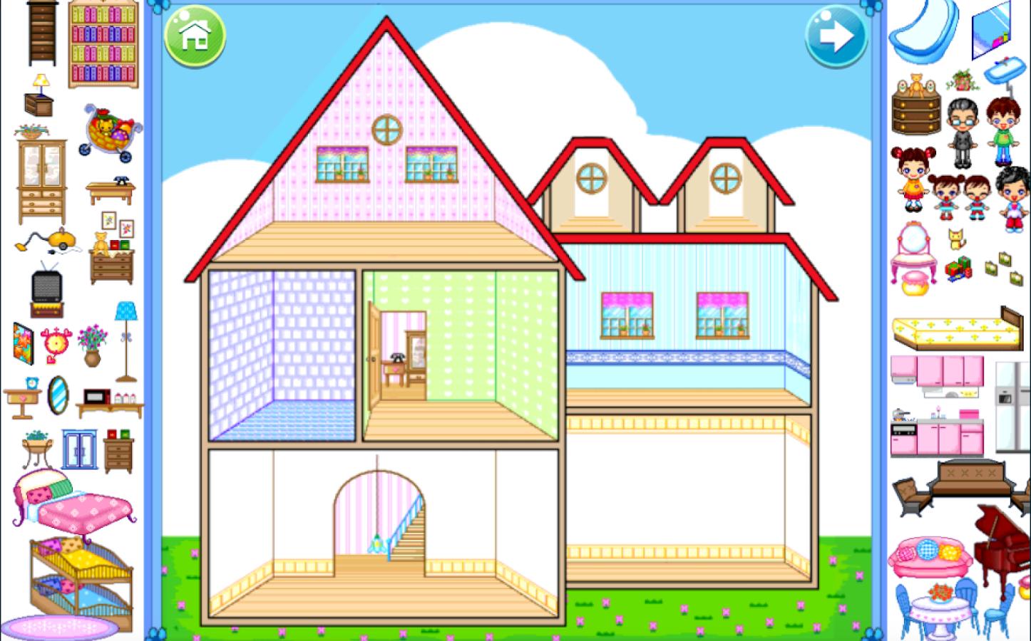 Dreaming clipart dream house #4