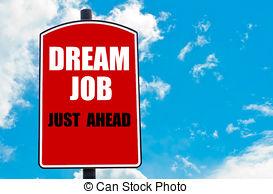 Dream clipart dream job Dream EPS  Stock Clip