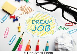Dream clipart dream job Job  8 and Stock