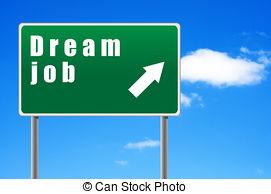 Dream clipart dream job Dream Dream Illustrations 2 EPS