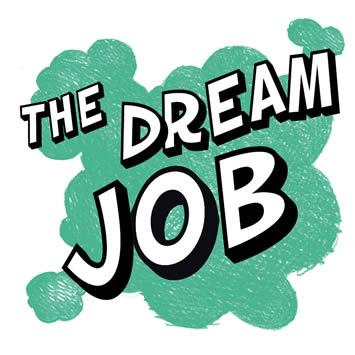 Dream clipart dream job From  THE JOB Internet