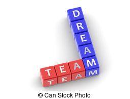 Dream clipart dream team Team Art collection clipart Team