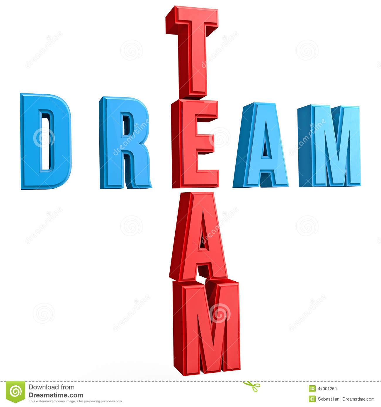 Dream clipart dream team Clip Art – Art Team