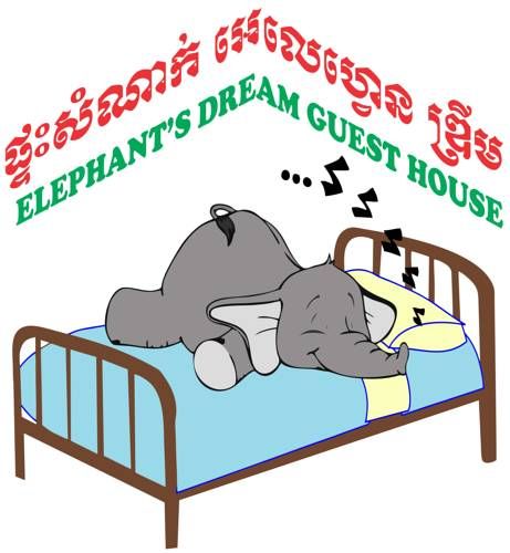 Dream clipart guest house Elephant's Cambodia Booking Dream Kampot